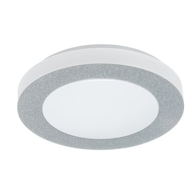 Dennise 1-Light Flush Mount