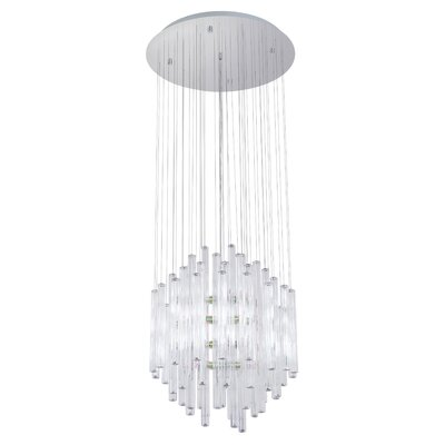 Kruse 12-Light Crystal Chandelier