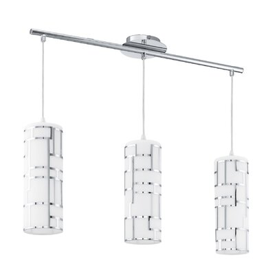 Robby 3-Light Kitchen Island Pendant