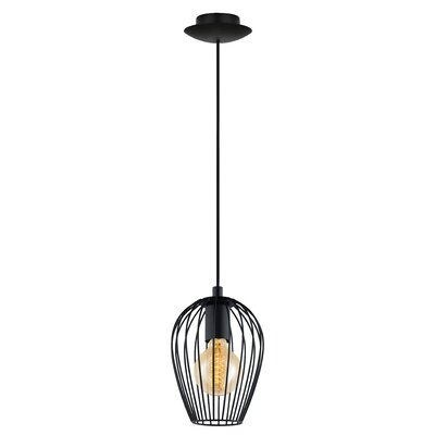 Booker 1-Light Mini Pendant