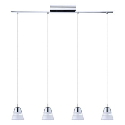 Merlene 4-Light Kitchen Island Pendant
