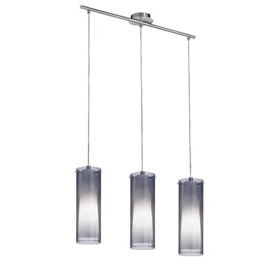 Julia 3-Light Kitchen Island Pendant