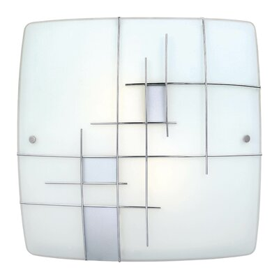 Rabia 1 2-Light Flush Mount