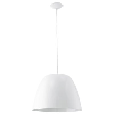 Wendell 1-Light Inverted Pendant