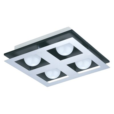 Stephanie 4-Light Flush Mount