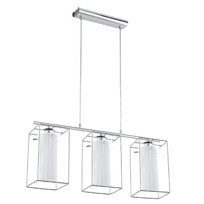 Dorla 3-Light Kitchen Island Pendant
