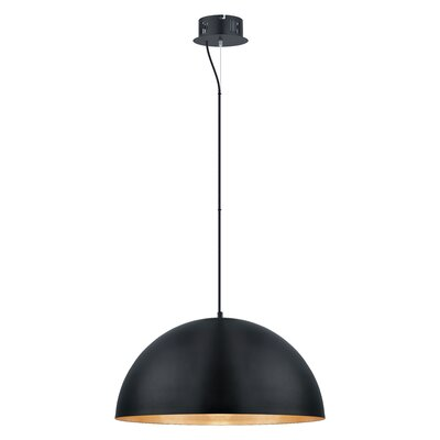 Rawson 1-Light Bowl Pendant