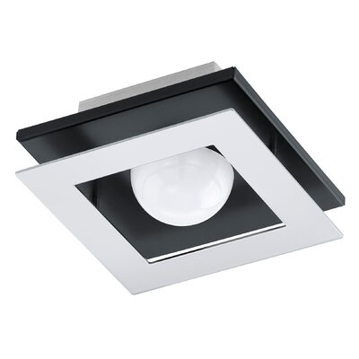 Stephanie 1-Light Flush Mount