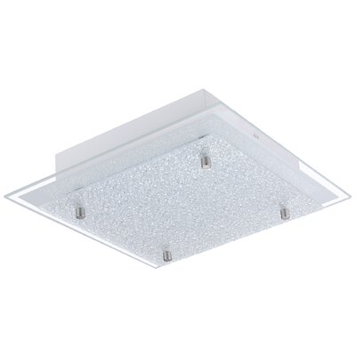 Arla 1-Light Flush Mount