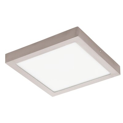Marcia 1-Light Flush Mount