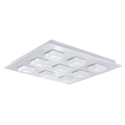 Brittany 9-Light Flush Mount