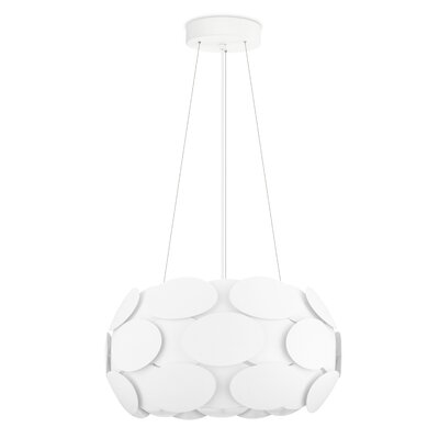 Lindy 3-Light Globe Pendant