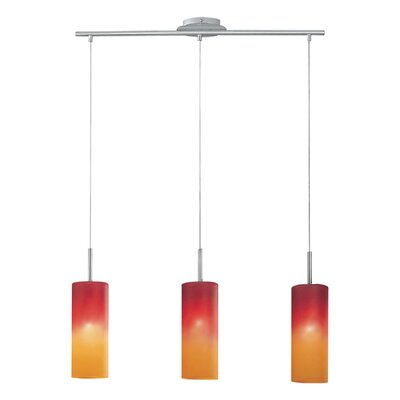 Rachelle 3-Light Kitchen Island Pendant