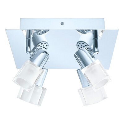 Atlanta 4-Light LED Spotlight