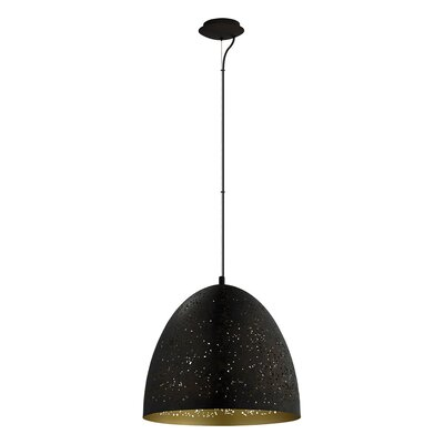 McBride 1-Light Inverted Pendant