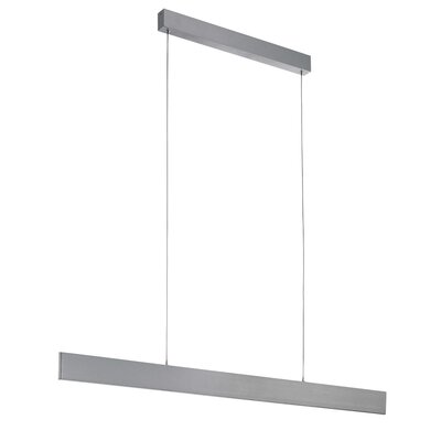 Kissel 1-Light LED Kitchen Island Pendant