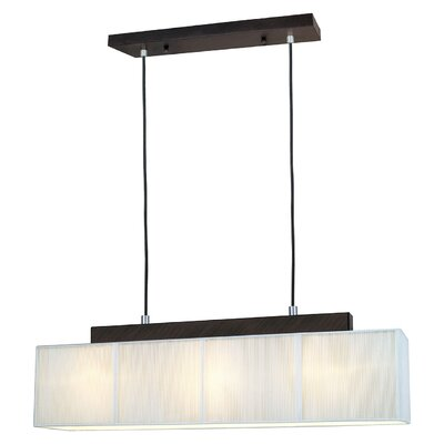 Arner 3-Light Kitchen Island Pendant
