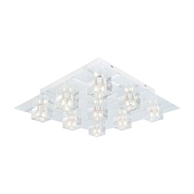 Mallery 9-Light LED Spotlight