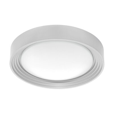 Chmielewski 1-Light LED Flush Mount
