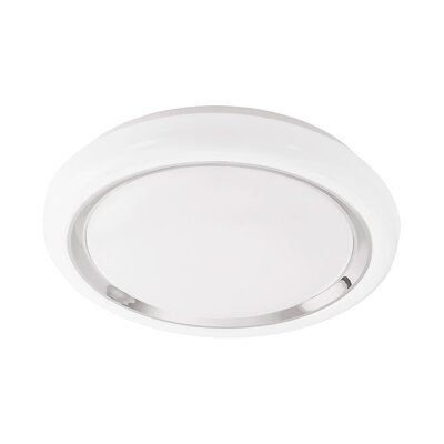 Modern 1-Light LED Flush Mount