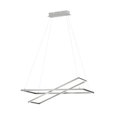 Mccloud LED Geometric Pendant