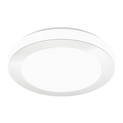 Mccluney 1-Light LED Flush Mount