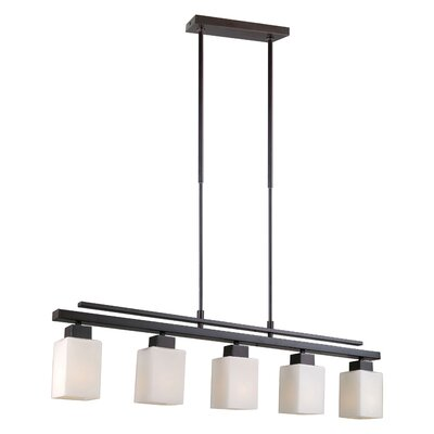 Violetta 5-Light Kitchen Island Pendant