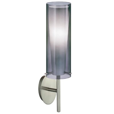Pinto Nero 1 Light Wall Sconce