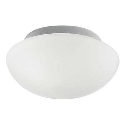 Santino 1-Light Wall Sconce Size: 4.63 H x 9 W x 9 D