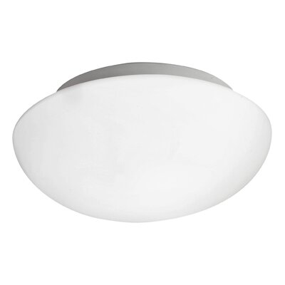 Santino 1-Light Wall Sconce Size: 4.63 H x 11 W x 11 D