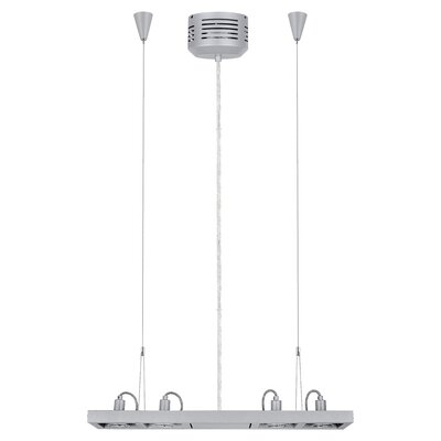 Vectus 4-Light Linear Pendant