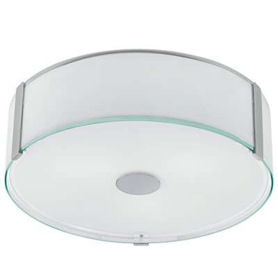 Marlana 3-Light Flush Mount
