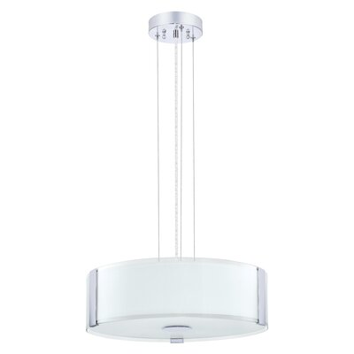Marlana 3-Light Drum Pendant