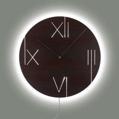17 Stories 1693 Round Wall Clock