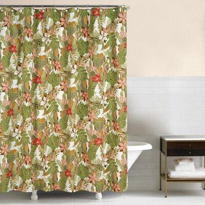 St Croix 100% Cotton Shower Curtain