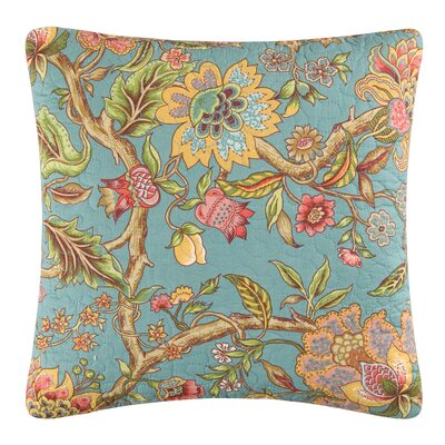 Jasleen Cotton Throw Pillow