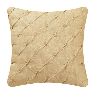 Sami Throw Pillow Color: Camel