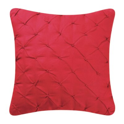 Sami Throw Pillow Color: Red