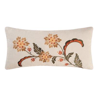 Jocelyn Embroidered Lumbar Pillow 86156067