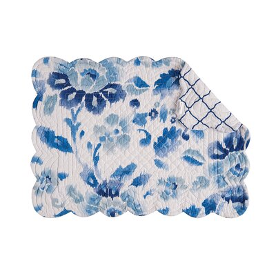 Wilmette Quilted Reversible Placemat
