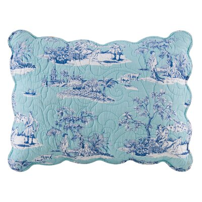 Hampstead Toile Standard Sham