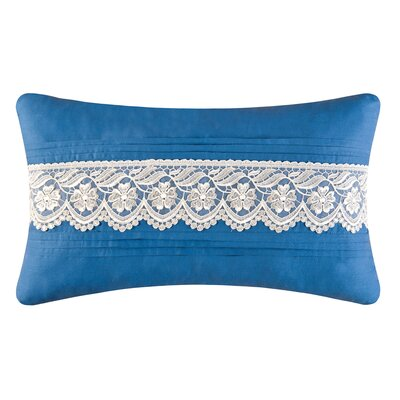 Hampstead Lace Lumbar Pillow