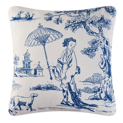 Hampstead Throw Pillow