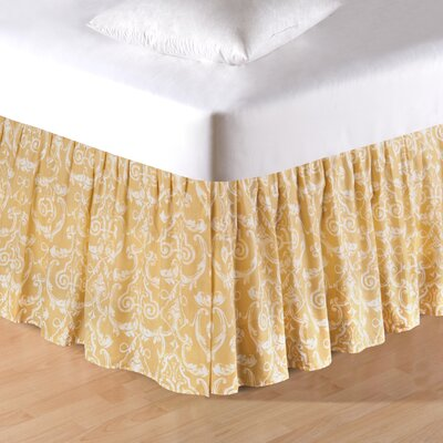 Florence Bed Skirt Size: King