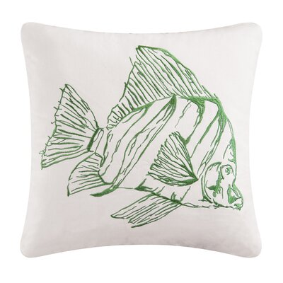 Reef Point Throw Pillow