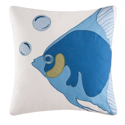 Island Bay Throw Pillow