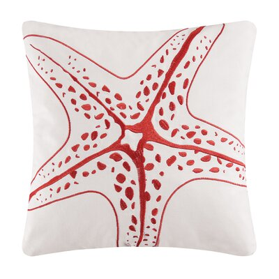 Kalani Starfish Throw Pillow