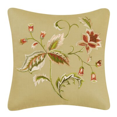 Avianna Amelia Cotton Throw Pillow