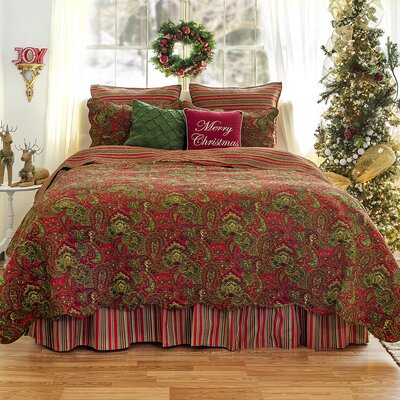 Reynal Cotton Quilt Size: Full/Queen