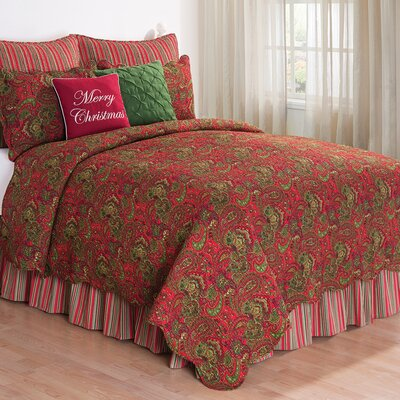 Reynal Bed Skirt Size: King